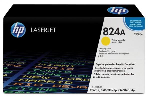 HP Drumkit yellow f. CLJ CP6015/CM6030/CM6040