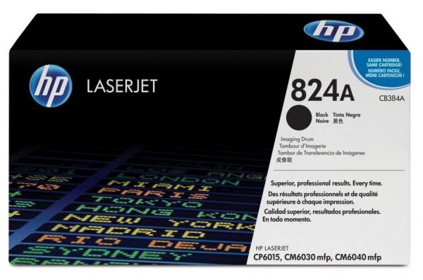 HP Drumkit schwarz f. CLJ CP6015/CM6030/CM6040