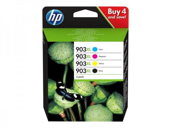 HP 903XL Office Value Pack - 4er-Pack