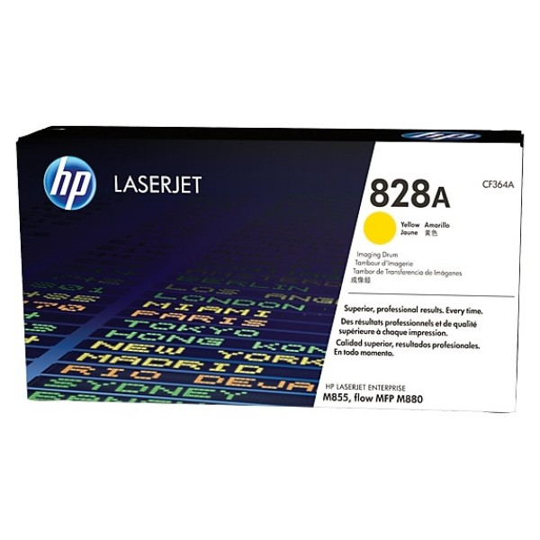 HP Drumunit yellow f. CLJ Enterprise M855/M880