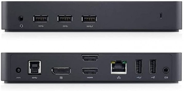 Dell D3100 USB 3.0 Dockingstation