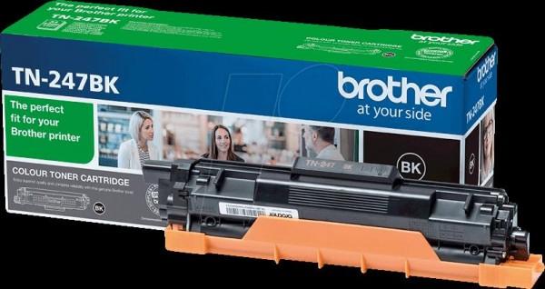 Brother TN-247BK Tonerkartusche – Schwarz